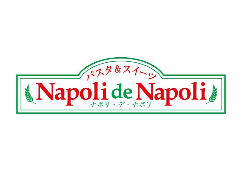 ナポリデナポリ ロゴ