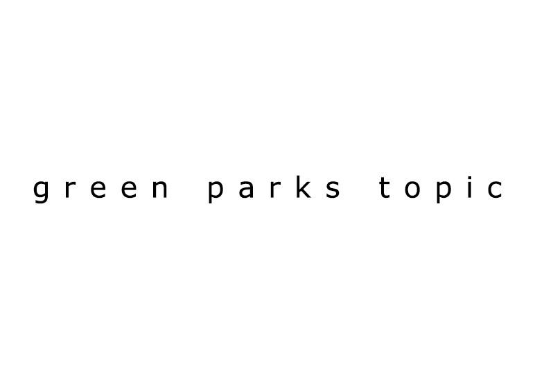 グリーンパークストピック ロゴ