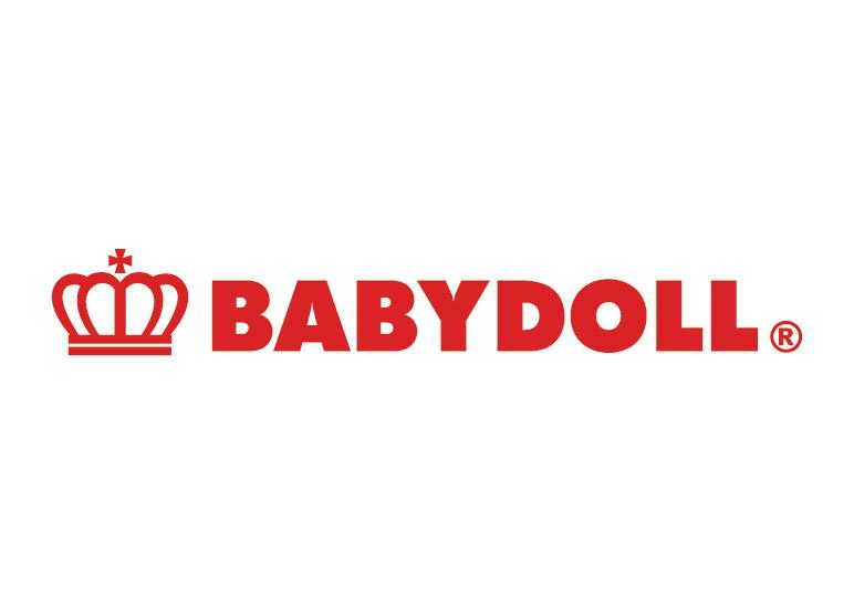 ベビードール ロゴ