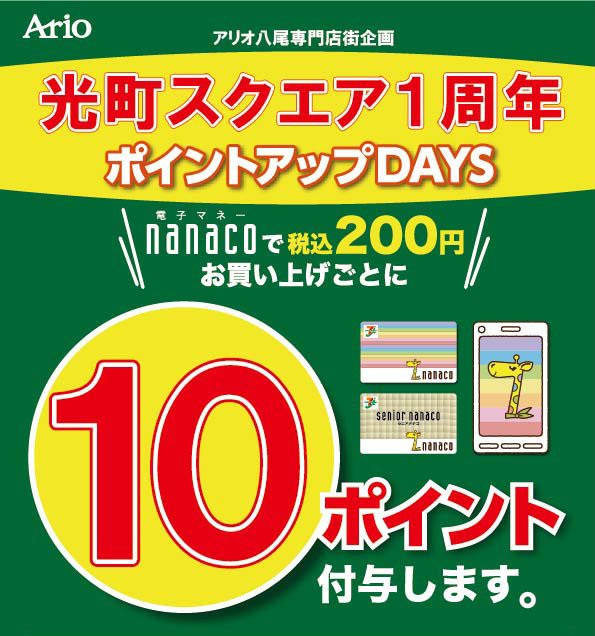 nanacoの画像