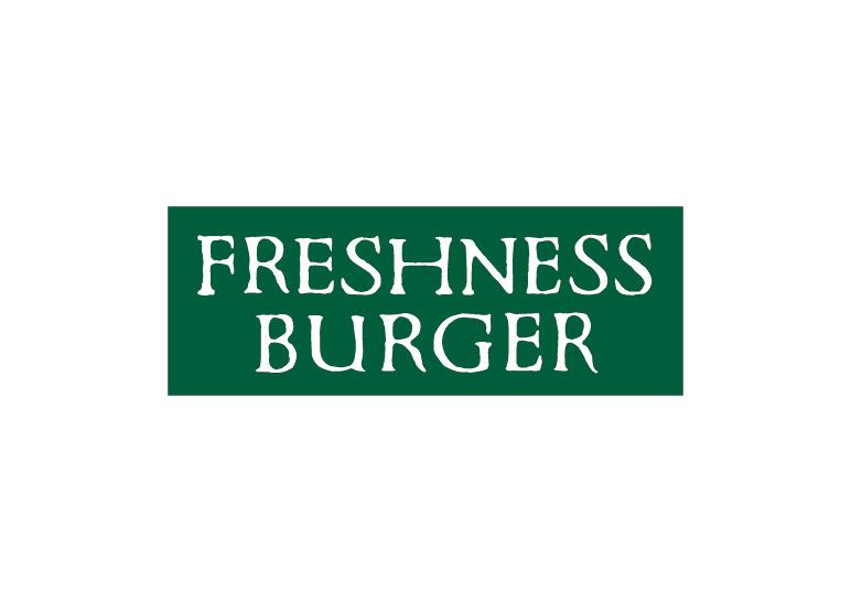 フレッシュネスバーガーのロゴ