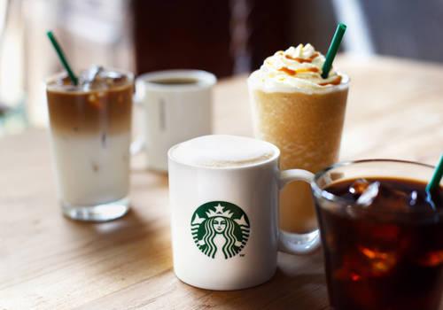 スターバックス コーヒーの画像