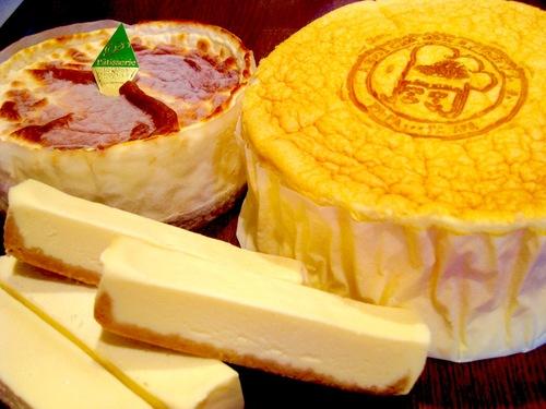 北海道ミルクチーズケーキ①