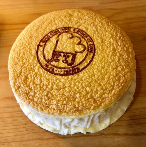 北海道ミルクチーズケーキ②