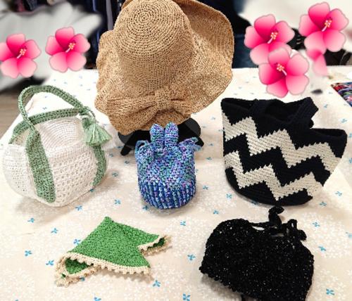 編み物新作レシピ