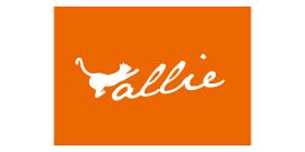 allieのロゴ画像