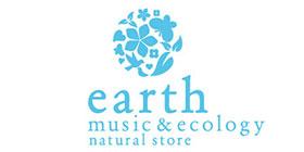 アースミュージック&エコロジーのロゴ画像