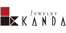 ジュエリーKANDAのロゴ画像