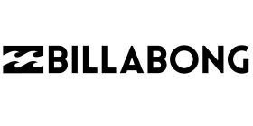ビラボンのロゴ画像
