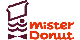 ミスタードーナツのロゴ画像